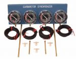 FOUR CYLINDER Carb Vacuum Gauges. [Carb Balancer] Clearance Price 3 Only left in Stock!